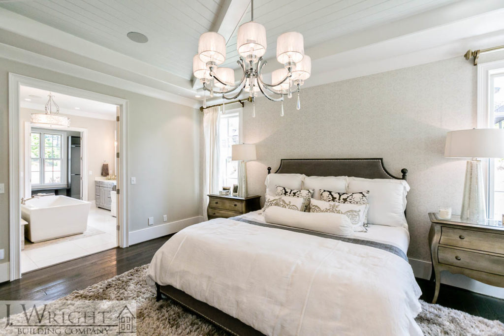 Altadena Park master suite