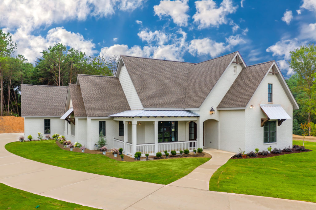 gardendale custom home