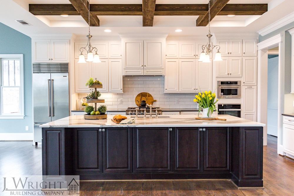 Blackridge custom home