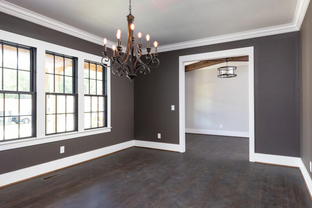 interior design custom home